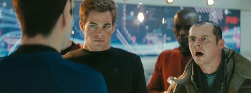 Star Trek's Final Frontier Not Fashion