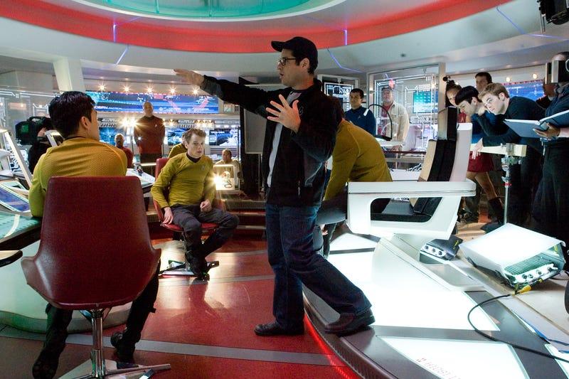 New Star Trek Pics Take You Back To Starfleet Academy