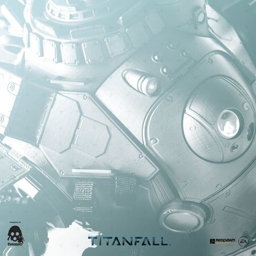 Photos of the upcoming threezero Titanfall Titan