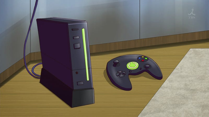 I am Genuinely Surprised to See a Kinect in This Anime