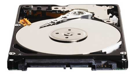 Western Digital Ships 320GB 2.5-Inch Drives for Laptops