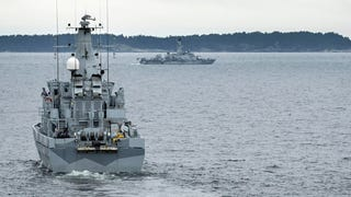 Is Sweden Hunting For A Russian Submarine In Distress Near Stockholm?