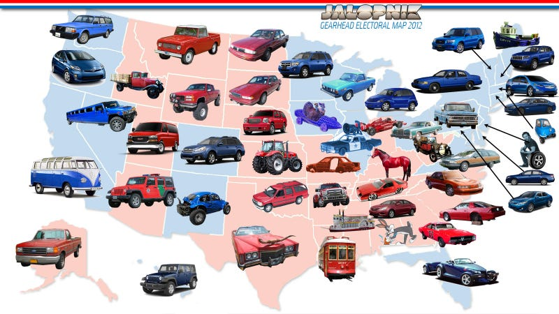 How To Watch The Election Results If You're A Gearhead