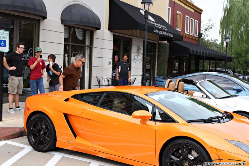 This Is Why People Think Lamborghini Drivers Are Asshats