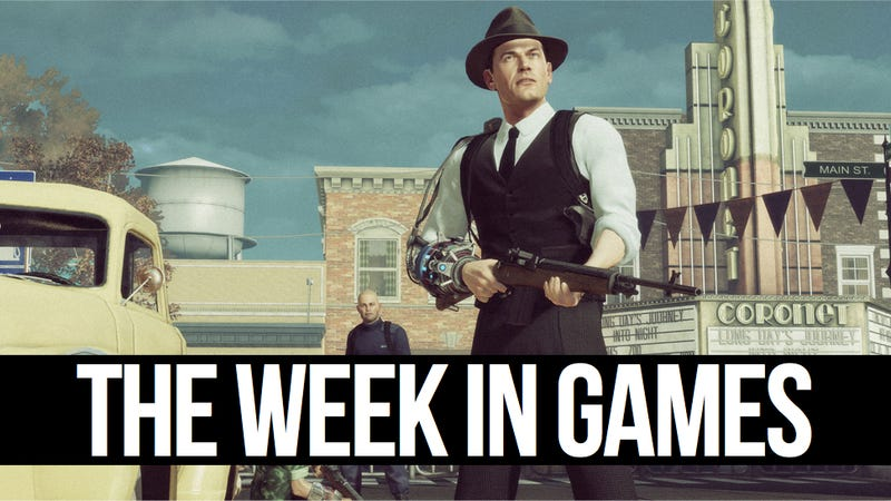 The Week in Games: Help is on the Way