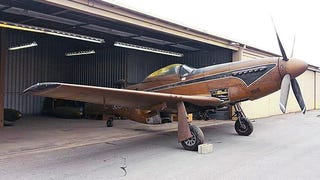 You Can Bid On This Rusty P-51 Mustang For The Price Of A Ford Mustang