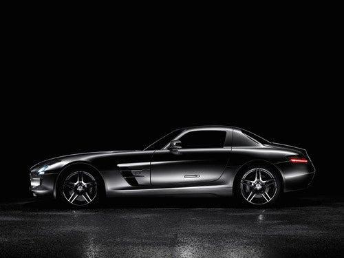 2011 Mercedes SLS AMG Design
