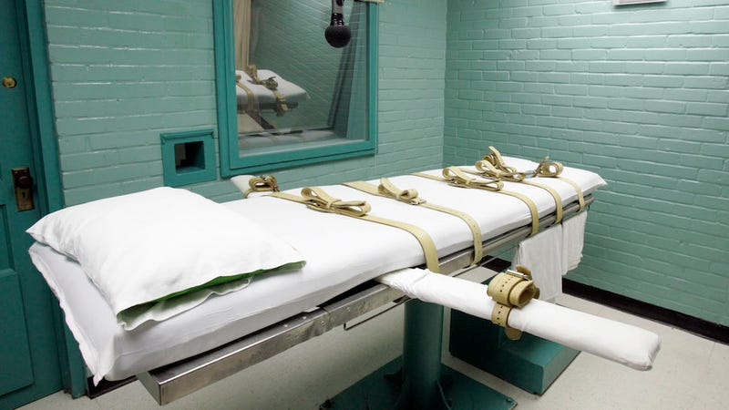 Texas To Hold First Execution Since Botched Oklahoma Lethal Injection