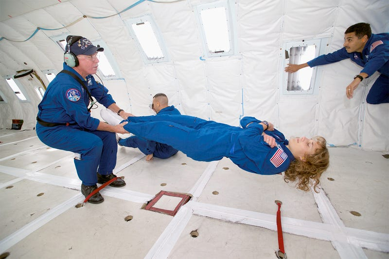 Seven Easy Ways Scientists Get Rid of Gravity For Experimentation