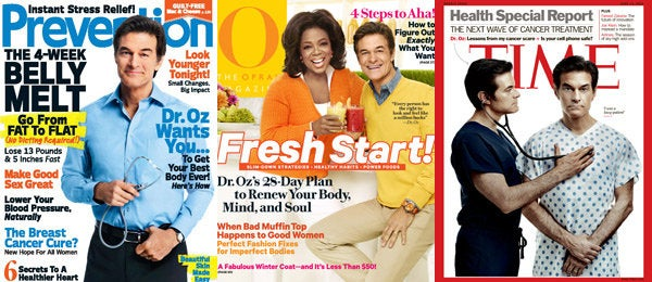 Why Are Ladies So Obsessed With Dr. Oz?