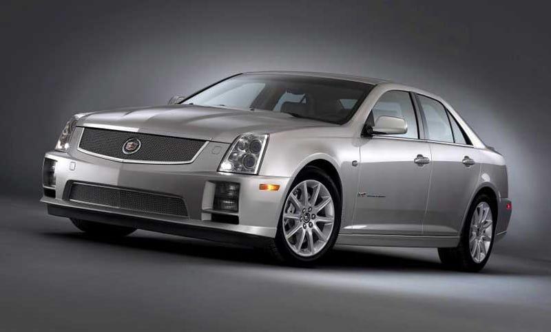 Cadillac STS-V, Pontiac G6 GXP Killed By Carpocalypse