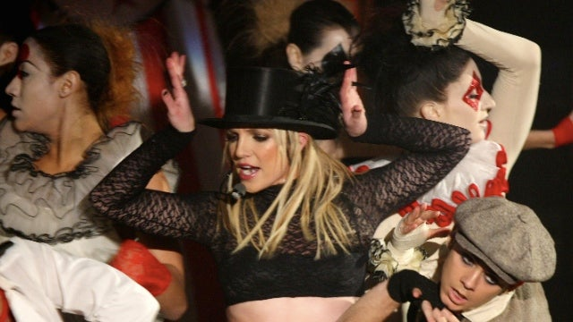 Back-Up Dancers Kindly Asked Not To Give Britney Drugs