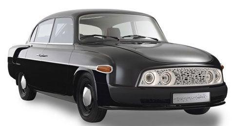 Commenter of the Day: French Tatra > LA Auto Show Edition