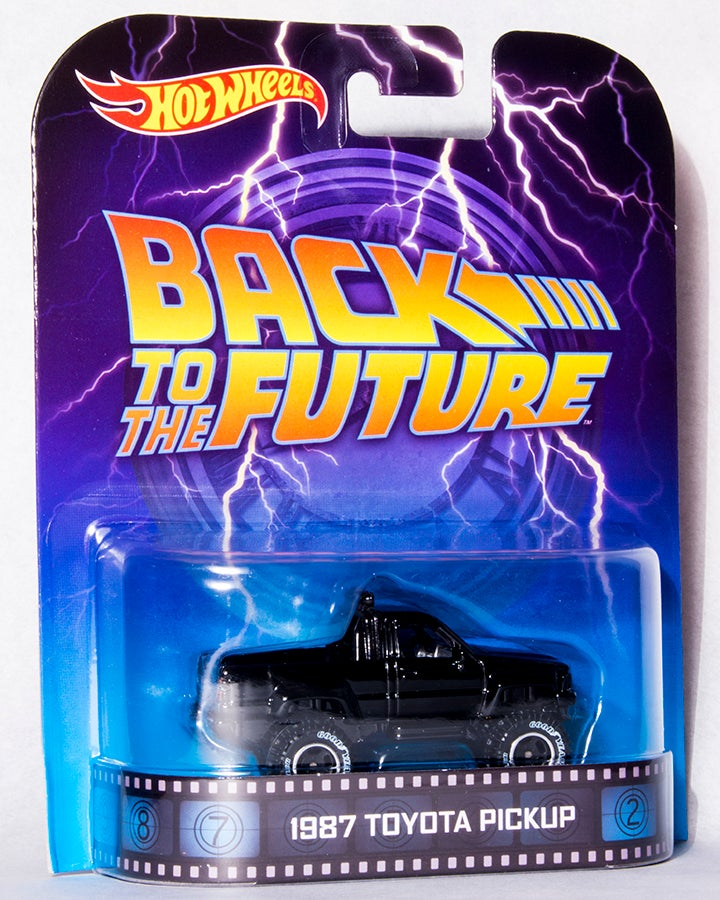 [Review] Inaugural Post: Retro Entertainment Series - BTTF Marty's Truck