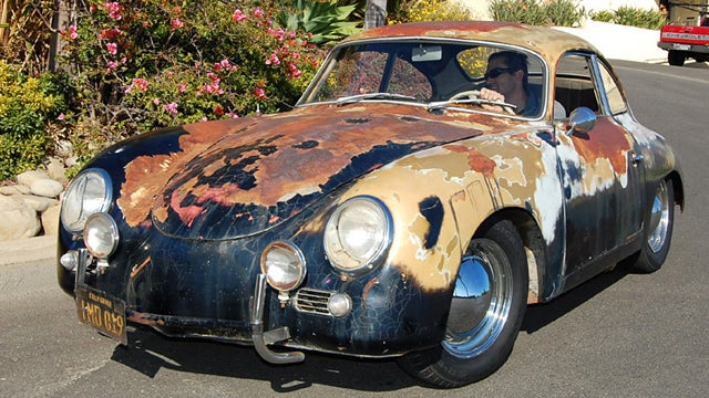 What Car Looks The Coolest When It's A Little Beat Up?