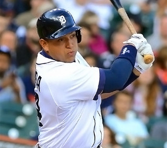 ESPN Clumsily Promotes Miguel Cabrera As Lefty With Botched Photoshop