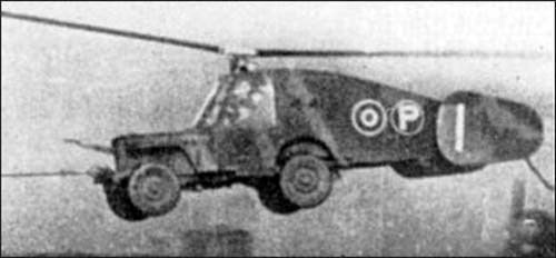 Flying Jeeps! What Could Possibly Go Wrong?
