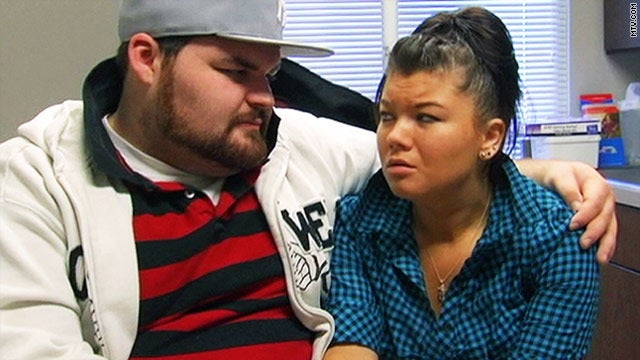 Teen Mom Amber Allowed To Contact Daughter, Alleged Victim