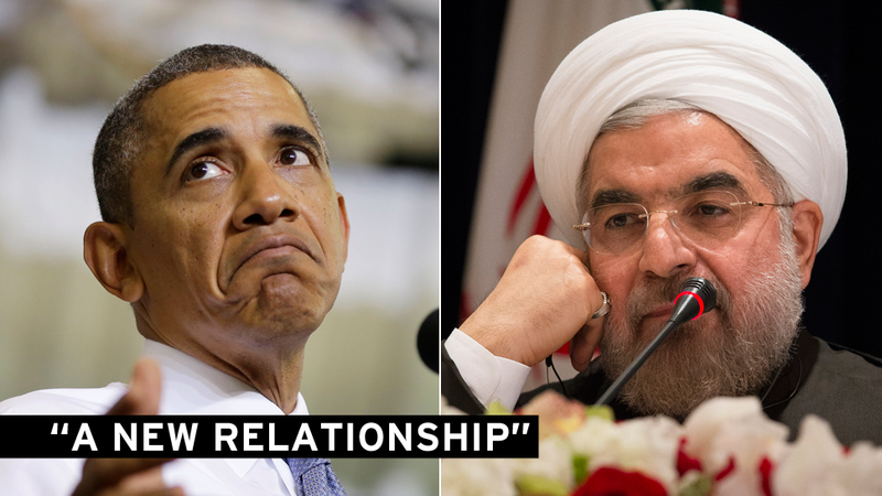 Obama Takes Relationship With Iran to Next Level With Phone Date