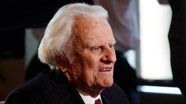Billy Graham Bought a Whole Page in the Wall Street Journal to Tell You What He Thinks About Gays and Women