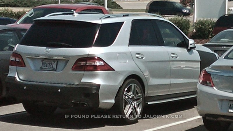 2012 Mercedes-Benz ML63 AMG: This is it