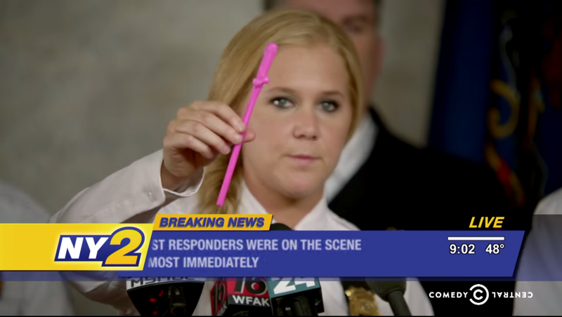 Inside Amy Schumer Finally Goes To Hell