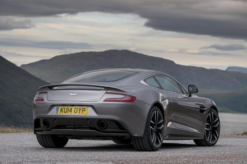 Aston Martin Just Got A Lot Faster For 2015