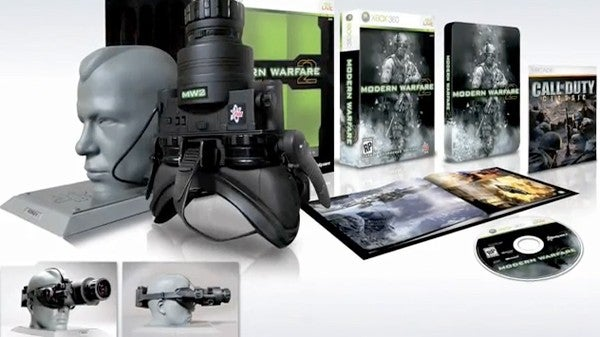 "Modern Warfare 2 ""Prestige Edition"" Features Real, Working Night Vision Goggles"
