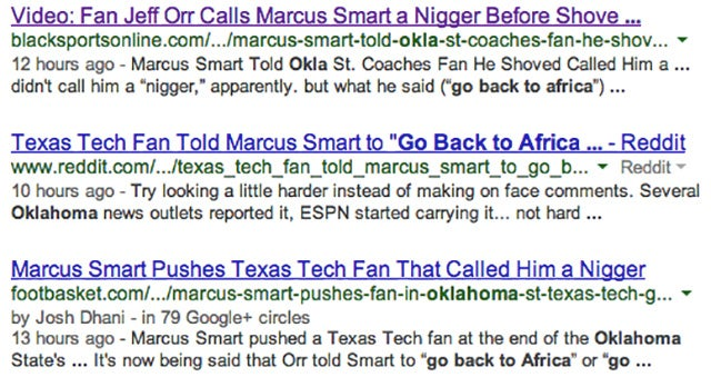 """Go Back To Africa"" Twitter Rumor Becomes Marcus Smart Story Canon"