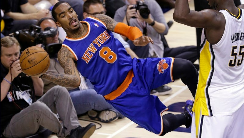 J.R. Smith Delayed Knee Surgery Until After He Signed His Contract