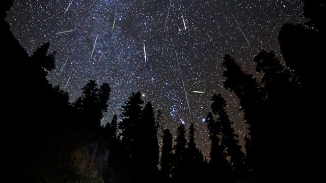 Everything you need to know to catch this weekend's Orionid meteor shower
