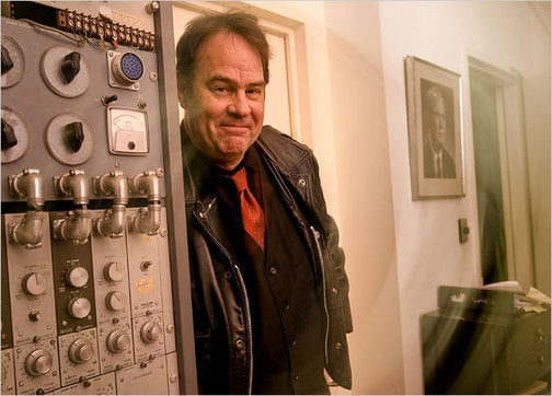 Dan Aykroyd, Paranormal Researcher and Ghostbuster