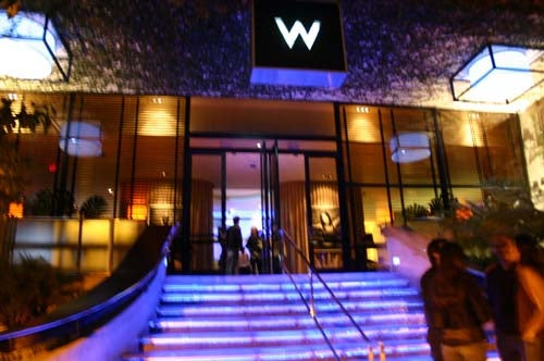 Defamer PartyWatch: White Space At The W Hotel