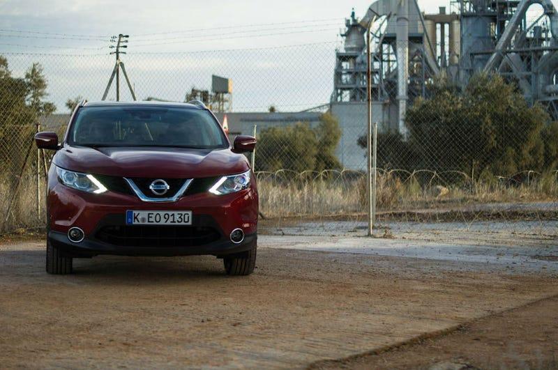 2014 Nissan Qashqai Review