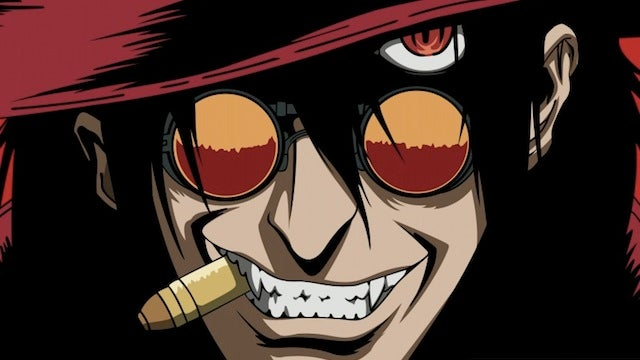 No, David S. Goyer is not directing a live-action Hellsing movie