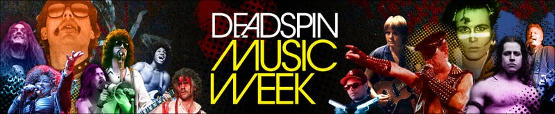 Welcome To Deadspin's Music Week