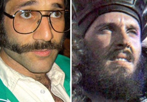 Dov Charney And Evil Jew High Priest Caiaphas: Seperated At Birth?