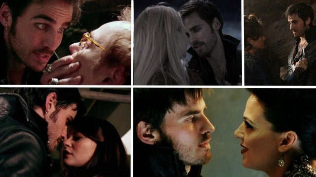 This is what happens when you give fairy tale characters guns on Once Upon A Time