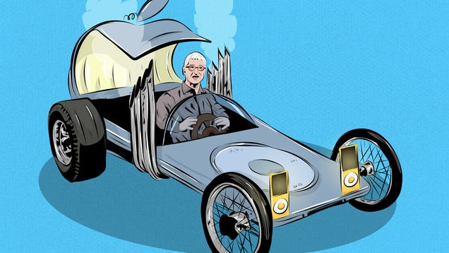 Why You Won't Be Able To Buy An Apple Car