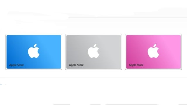 Apple's Breaking Out Passbook-Enabled Gift Cards