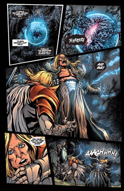 The First Ten Pages Of Rift's Telara Chronicles
