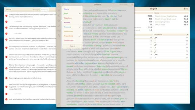 Phraseology Is a Simple Text Editor that Gives You a Ton of Statistics
