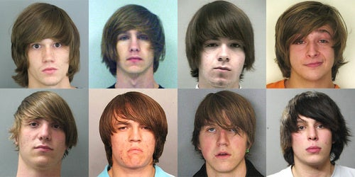 Justin Bieber Wannabes Are All Hardened Criminals