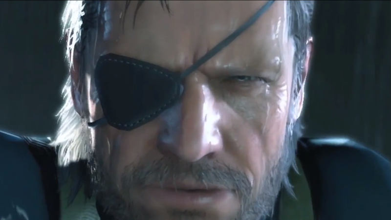 Here's A Pretty Crazy Conspiracy Theory About Metal Gear Solid V