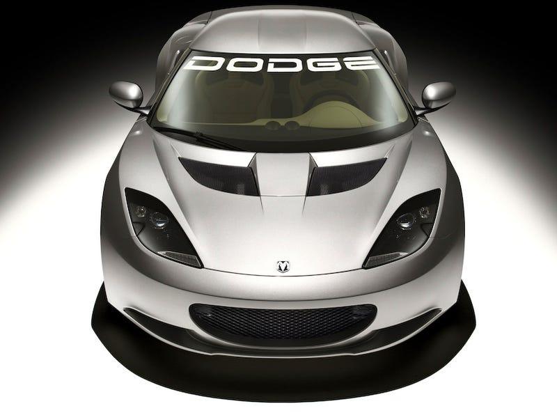 Report: Chrysler Prepping More Dodge-Like Dodge EV For Detroit