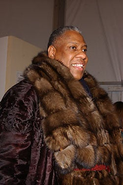 Andre Leon Talley: Vogue Editor, Style Adviser, Political Surrogate For Obama?