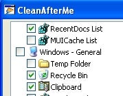 CleanAfterMe Removes Your Tracks on Other Computers
