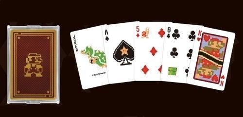 Pick A Card, A Mario Card
