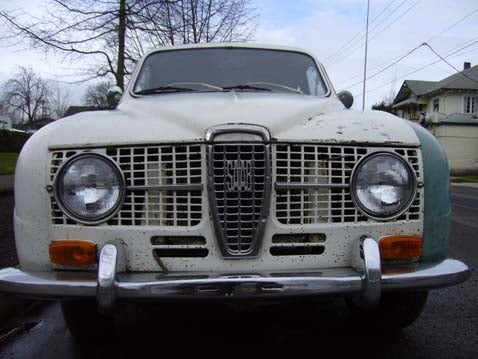 Looking For Old Saabs On The Street? Head To Eugene!