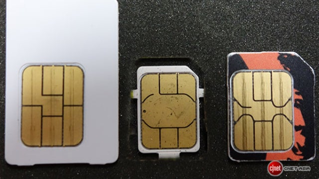 You Can Totally Butcher Your SIM Card into a Nano-SIM If You're Insane